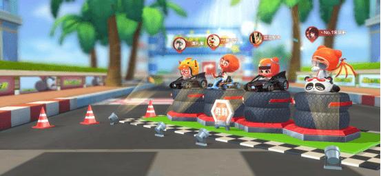 跑跑卡丁车手游排位赛组队竞速玩法小技巧一览