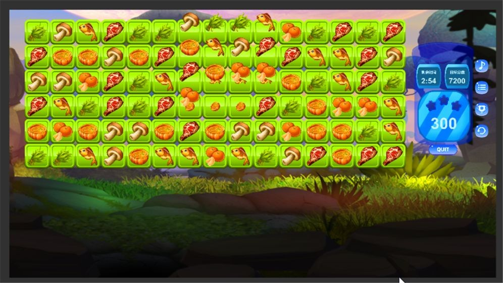 无聊的游戏3森林消消乐截图